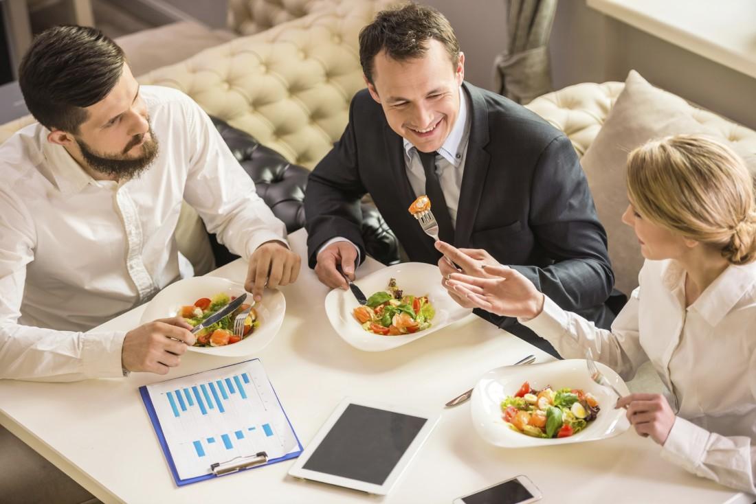Проведите активный перерыв на обед