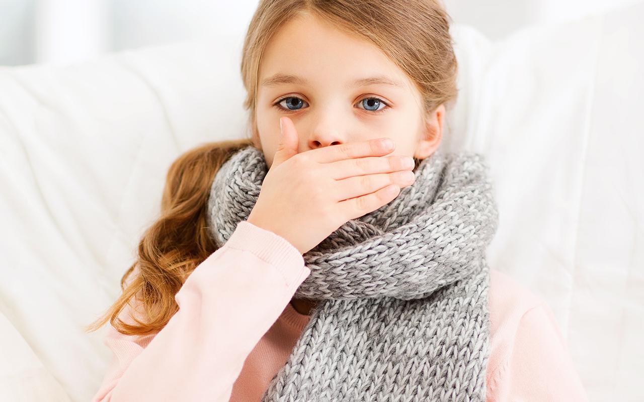 Кашель у ребенка: как распознать опасность