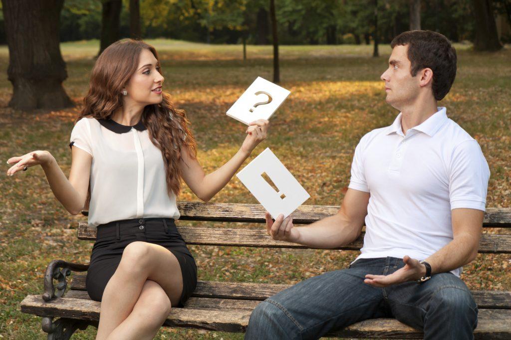 Мы следуем тем же старым шаблонам поведения в новых романтических отношениях