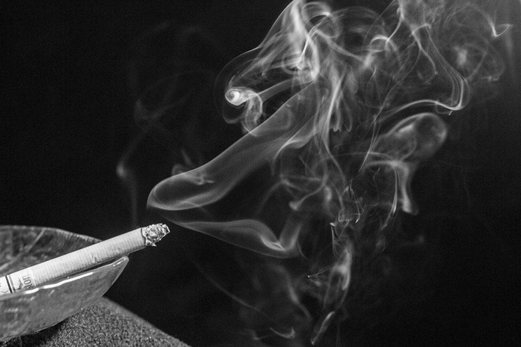 Сигаретный дым повышает устойчивость бактерий к антибиотикам