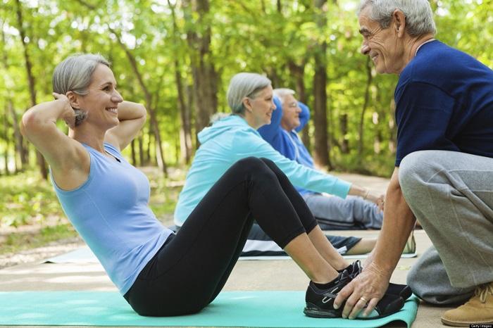 Тренировка сопротивления для здорового старения: почему и как