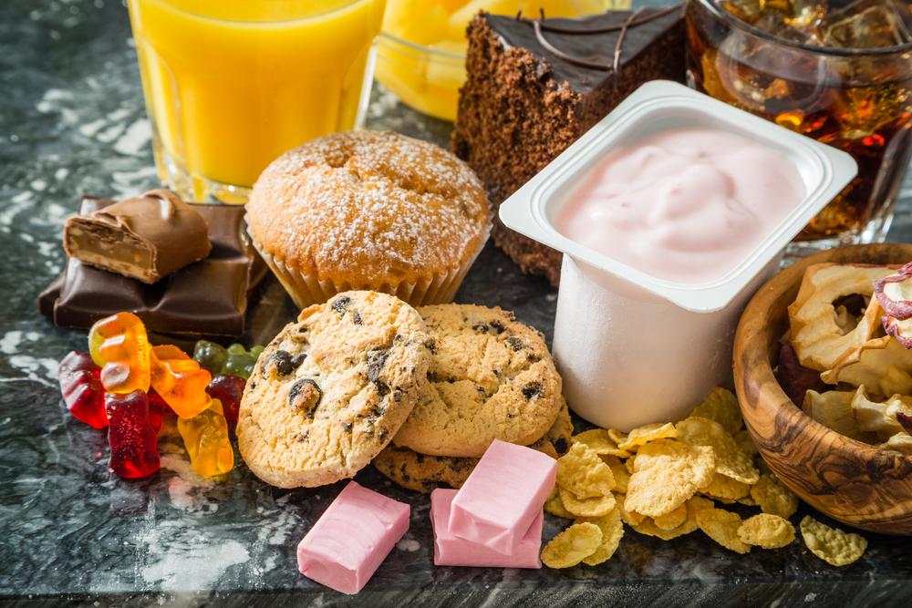 Обработанные продукты приводят к увеличению веса, но это больше, чем калории