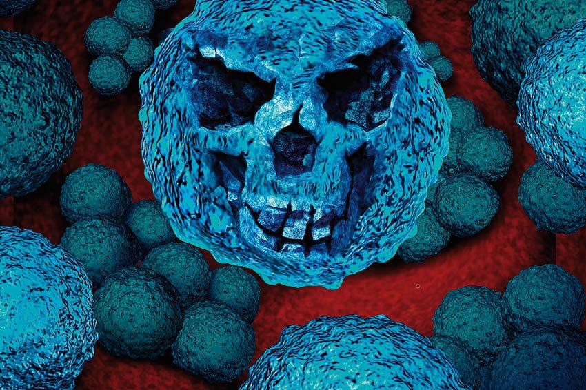 Рост количества супербактерий: перед лицом кризиса устойчивости к антибиотикам