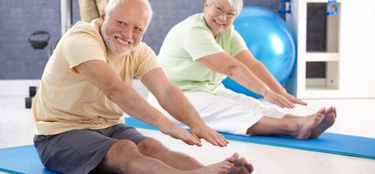 Физические упражнения после 60 лет могут предотвратить сердечные заболевания, инсульт