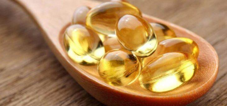 Ни витамин D, ни омега-3 добавки не могут предотвратить воспаление