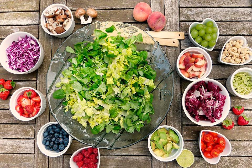 Растительная диета может предотвратить снижение когнитивных функций