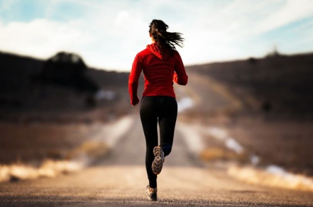 Бег связан с 27% снижением риска смерти