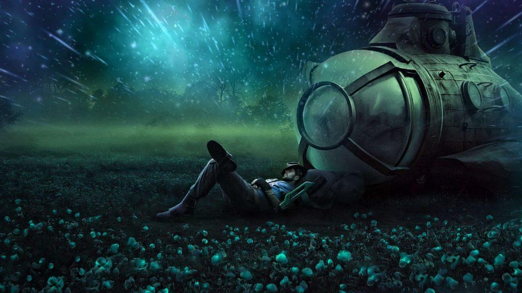Осознанные сновидения: управление историями сна