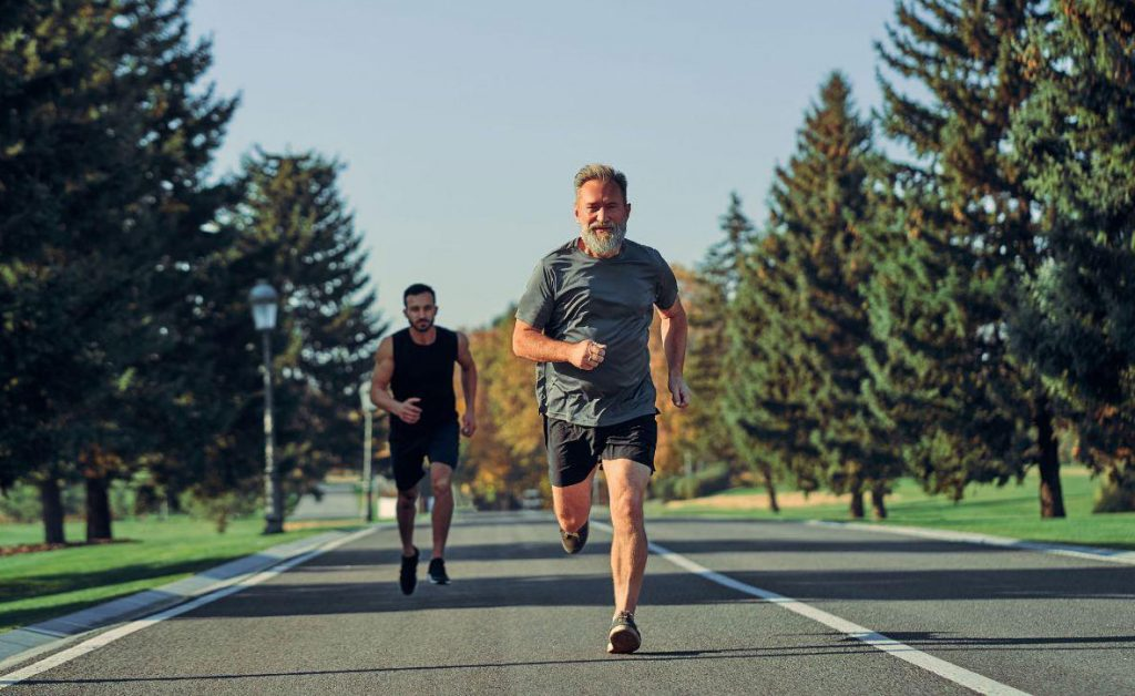 Физическая активность может защитить от рака простаты