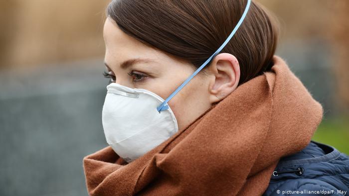 Новый коронавирус может быть наиболее заразным в течение 1-й недели