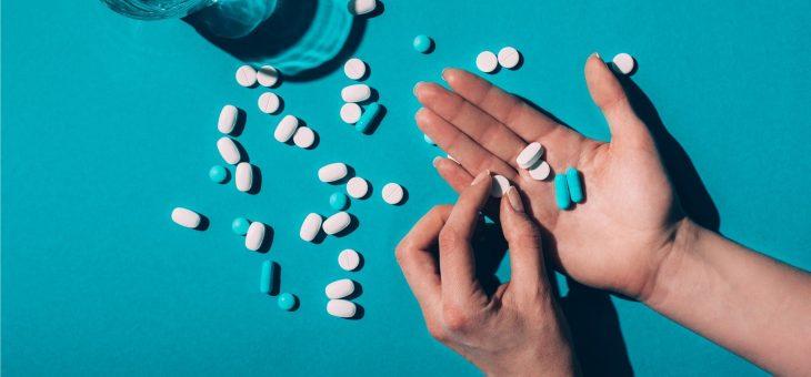 Ибупрофен может повлиять на здоровье печени