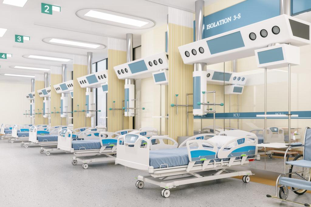 COVID-19: Может ли препарат, способствующий расслаиванию сгустка, помочь спасти жизни пациентов, находящихся на аппарате ИВЛ?