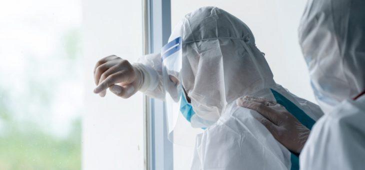 Что может сделать медицинский персонал для предотвращения ПТСР во время пандемии?