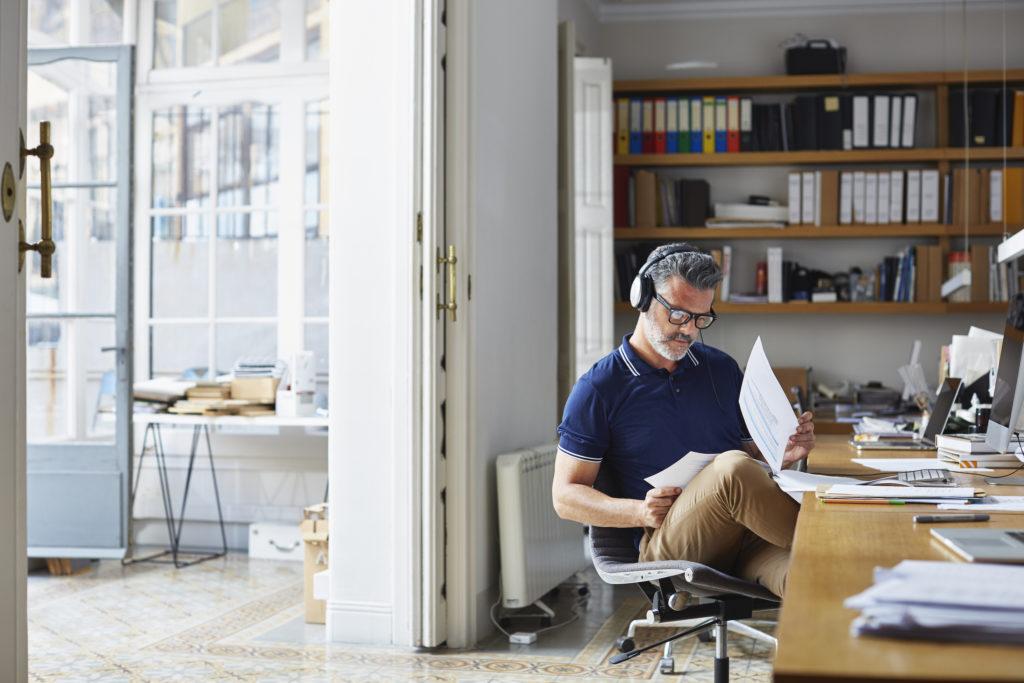 Работа на рабочем месте может снизить риск снижения когнитивных способностей