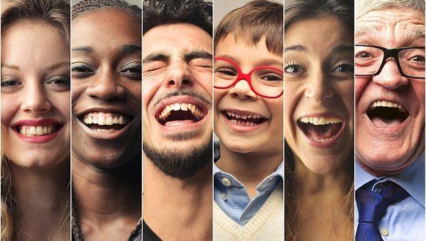Смех действует как буфер стресса – и даже улыбка помогает