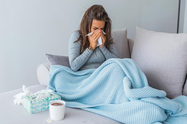 Все о простуде